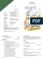 PCC Bulletin (2011 02 27)