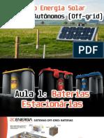 01 - Baterias Estacionárias
