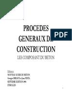PGC-Composition du béton finale