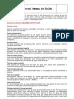 Jornal Interno de Saúde_ MICOSES SUPERFICIAIS