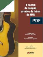 Série Acadêmica nº 1 - A poesia da canção