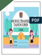Modul Transisi Sains T1 2021