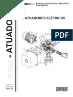 Manual Atuador Smar AD-AL-ARMP