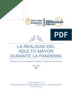 Trabajo Final, Cristen Bahamondes, Mª Fca Flores, Constanza Morales