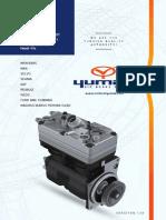Yumak Air Compressor Catalogue v.1.1.9