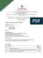 627_Biomedical Waste Management