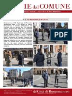 Notizie Dal Comune di Borgomanero del 20-03-2021