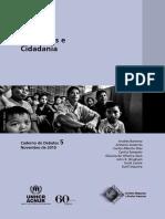 Refúgio, Migrações e Cidadania vol. 5