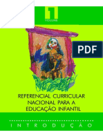 Referencial Curricular Nacional Educacao Infantil Pref Limeira Sp
