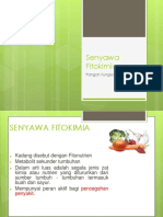 Senyawa Fitokimia