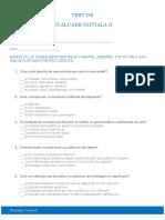 evaluare initiala 2