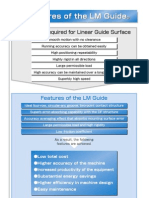 LM Guide Technical Descriptions