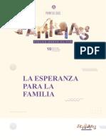 10 - LA ESPERANZA PARA LA FAMILIA
