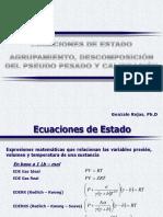 5 EDEs y Calibración con Datos PVT