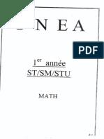 Maths Usthb