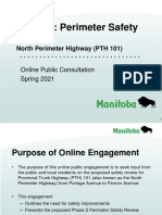 North Perimeter Highway Public Engagement Presentation