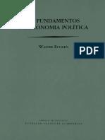 Fundamentos de Economia Politica