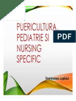 Pediatrie 3 - Examinarea Copilului