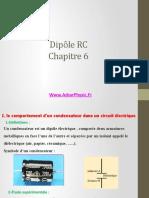 Ppt 3 . Dipôle RC (Www.adrarPhysic.fr)