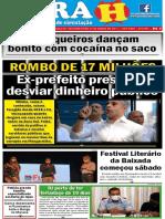 jornal Hora H RJ 22.03.21