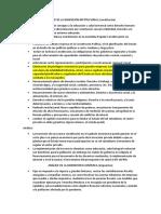 ANÁLISIS DE LA DIMENSIÓN INSTITUCIONAL, ECONÓMICA Y AMBIENTAL