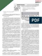 Lineamientos para agilizar las notificaciones y ejecución de resoluciones del Tribunal Registral