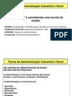 2 - Teoria Industrial e Geral A