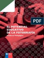 8. El potencial educativo de la fotografía autor Consejo Nacional de la Cultura y Artes