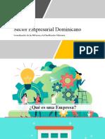 Sector Empresarial Dominicano