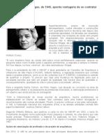 Carta de Vilanova Artigas, De 1945, Aponta Vantagens de Se Contratar Arquitetos _ IAB Brasil