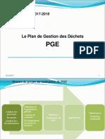 PLAN DE GESTION DES DECHETS (1)