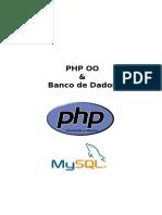 PHP Orientando a Objetos e Banco de Dados Relacional.