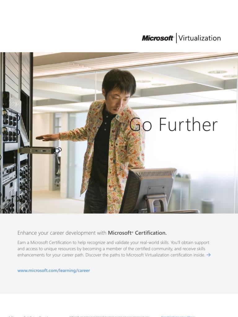 Virtualization certification path virtualization professional virtualization certification path virtualization professional certification xflitez Gallery