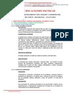 e.t Estructuras y Aquitectura - Parque Ocros
