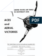 Aces and Aerial Victories The USAF in the SEA, 1965-1973