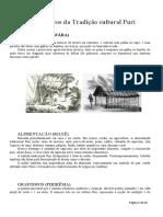 Elementos da Tradição cultural Puri