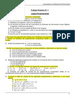 TP 1 Logica Proposicional