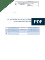 NOTIFICACION DE RESULTADOS CRITICOS LABOTEST