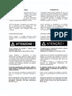 Manual martelo HH 14000 -1