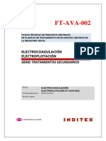 Electrocoagulation-Electroflocculation (only Spanish version)