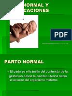 FASES Y PERIODOS DEL TRABAJO DE PARTO