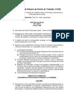 Palestra de Direito do Trabalho (10.08)