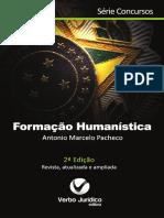 PACHECO, Antônio Marcelo. Formação Humanística