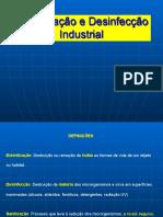 Esterilizacao Desinfeccao Industrial