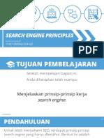 Prinsip Search Engine PPT