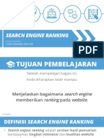 Ranking Search Engine PPT