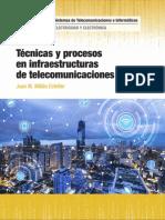 Técnicas y Procesos de Infraestructuras de Telecomunicaciones