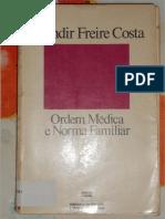 Da Família Colonial à Família Colonizada - Jurandir Freire Costa