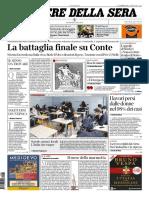 Corriere Della Sera 2 Febbraio 2021