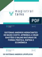 _MATERIAL_DE_APOIO__PALESTRA_02___SISTEMAS_ANIDROS_HIDRATANTES_DE_BAIXO_CUSTO
